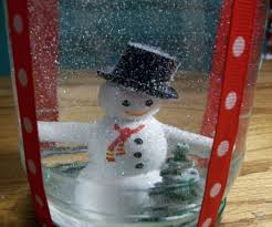 how to make a holiday snow globe 7 steps with pictures