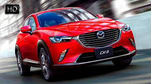 mazda crossover video 2016 mazda cx 3 compact crossover suv skyactiv design hd