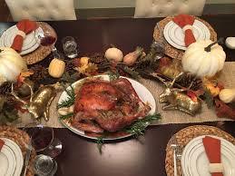 disney thanksgiving dinner our thanksgiving cali