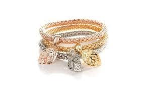 bracelet sets novadab up to 80 groupon