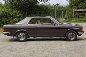 mercedes w123 coupe for sale mercedes 230ce pillarless coupe w123 auto sold 1982 on car and
