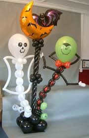 party city halloween decorations 80 best halloween balloon decorations images on pinterest
