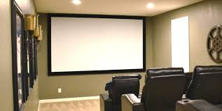 Media Room Tv Vs Projector - the best projector screen for most people wirecutter reviews