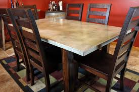 Diy Concrete Dining Table Diy Pete