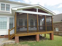 screened in deck build a screened porch to let the outside in