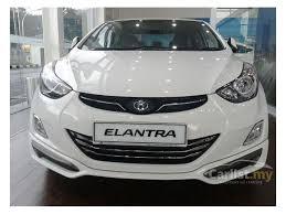 hyundai elantra 2014 white hyundai elantra 2014 in kuala lumpur automatic white for rm 88 888