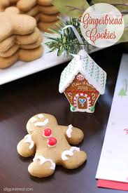 soft gingerbread cookies recipe and fun holiday traditions for