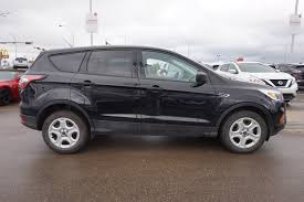 suv ford escape used 2017 ford escape sport accident free heated seats back up
