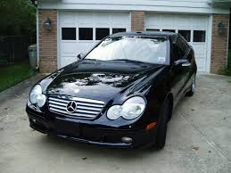 2004 mercedes c230 coupe 2004 mercedes c class information and photos zombiedrive