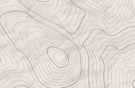map vector vector topographic map contours medialoot