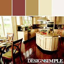 Warm Neutral Paint Colors For Kitchen - warm kitchen colors amusing warm kitchen color schemes design