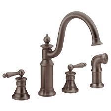 Moen Vestige Kitchen Faucet by Moen Copper Kitchen Faucet 7835srs Moen Camerist Series Kitchen