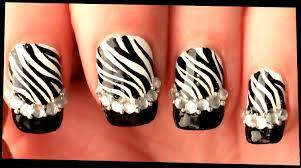 pictures of zebra nail designs best nail 2017 nail art zebra nail