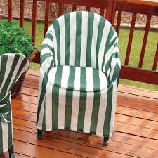 Cushion Covers For Patio Furniture Striped Patio Chair Cover With Cushion Patio Chairs Walter