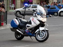 honda deauville policía local zaragoza honda deauville emergencias zgz flickr