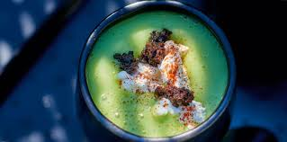 sarriette cuisine gaspacho de haricots verts à la sarriette facile recette sur