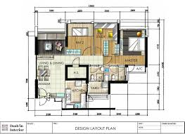 Home Plan Design by Interior Design Floor Plans