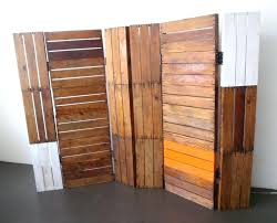 ikea room divider wooden folding screen dividers hanging from