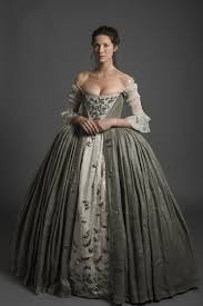 wedding dresses scotland the costumes outlander nerdist