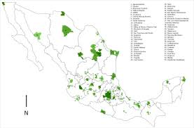 Mexico Political Map by Mexico Political Map