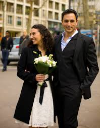 mariage en mairie mon mariage civil parisien en petit comité mademoiselle dentelle