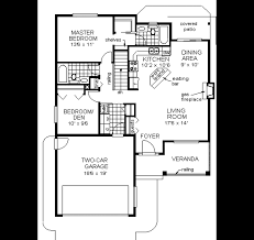 Single Story Ranch Style House Plans Ranch Style House Plan 2 Beds 2 00 Baths 1084 Sq Ft Plan 18 1010