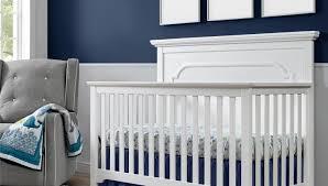 Cribs That Convert by Convert Crib Crib Rail Cover Pottery Barn Creative Ideas Of