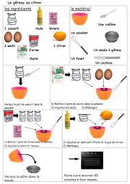 recette de cuisine gateau au yaourt le gâteau au citron recettes illustrées les