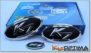 Kia Mobis K5 Optima Store Kia Cadenza Oem K7 Emblem Sets