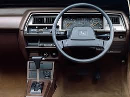 subaru exiga interior honda ballade 1982 design interior exterior innermobil