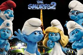 smurf 2 2013 movie ad