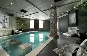 Luxury House Plans With Pools Luxury Home Plans With Indoor Pool Pool Design Ideas