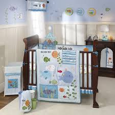 Seashell Crib Bedding Best The Sea Crib Bedding Home Inspirations Design