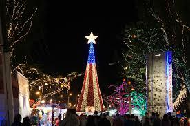 enchanted forest christmas lights santas enchanted forest christmas tree christmas trees pinterest