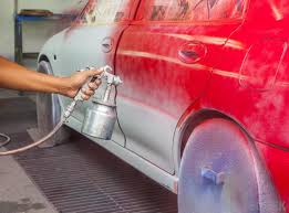 an auto paint sprayer will have diffe nozzles for specific types of painting
