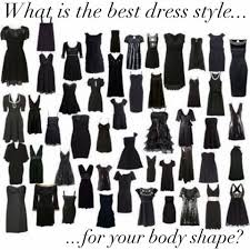 what is the right dress style for your body shape what every