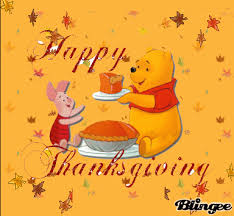 winnie the pooh piglet thanksgiving picture 126708682 blingee
