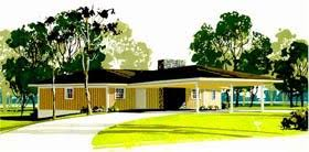 Rambler House Style Retro Style Home Plans Family Home Plans Blog