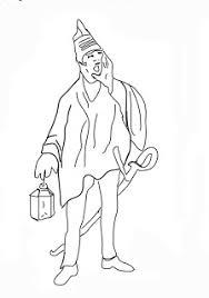 vestimenta de sereno de 1810 profesor miguel pacheco c vendedores ambulantes y situaciones de