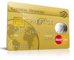 Corpedia Financial Lance La Carte De Paiement Prépayée Prestige Carte Prépayée Bureau De Tabac