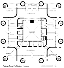 baker house mit floor plans house plans