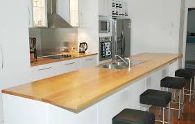 kitchen benchtop ideas wooden kitchen bench home design ideas and inspiration