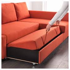 Orange Sofa Bed by Ikea Sofa Sleeper Unique Hammarn Sofa Bed Knisa Dark Grey Black