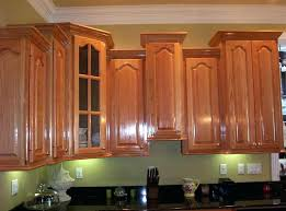 how to install crown molding on kitchen cabinets crown molding for kitchen cabinets malekzadeh me