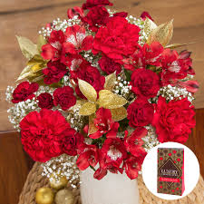 beautiful christmas flowers the bunches blog bunches the