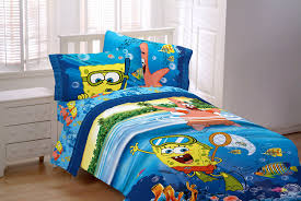 Spongebob Bedding Sets Sponge Bob Sea Adventure Sheet Set Home Kitchen