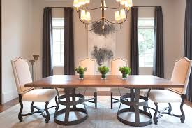 wood and iron dining room table wood and iron dining tables transitional dining room david