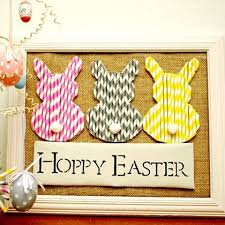 Easy Easter Door Decorations by 34 Best Bunny Craft Images On Pinterest Crafts Easter Ideas And