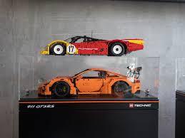 lego technic porsche 911 gt3 rs tamas juhasz u0027s content eurobricks forums