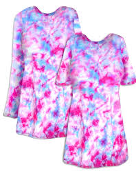 Where To Buy Pink Cotton Candy Sale Cotton Candy Pink Blue Tie Dye Long Sleeve Or Short Sleeve